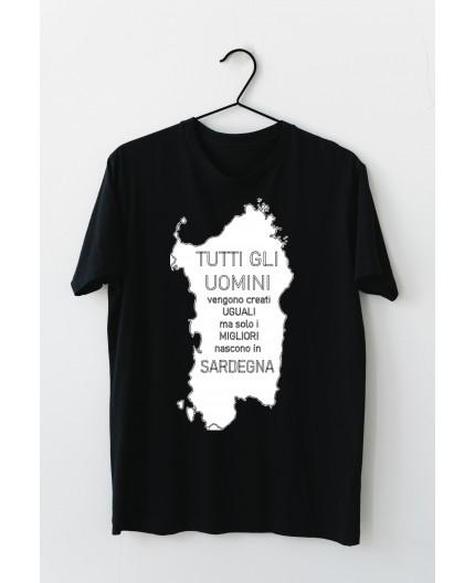 T-shirt SardiniaMan