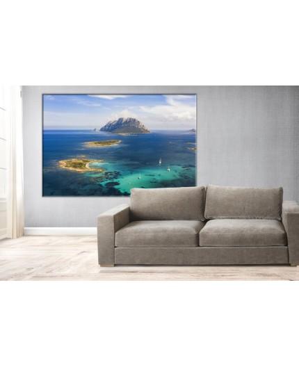 Isola di Tavolara, Sardegna, Italia