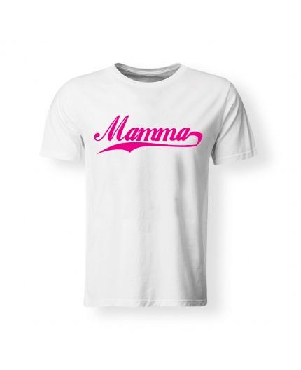 "T-Shirt firmata ""MAMMA"""